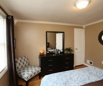 Bedroom, West Gate Town Homes