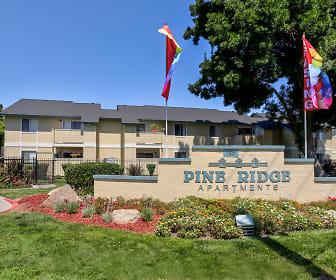 Community Signage, Pine Ridge