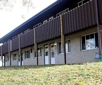 Building, Westridge Apartments