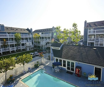 Pool, Grand Terrace Apartments