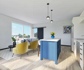 Kolo Apartments, Minneapolis College of Art and Design, MN