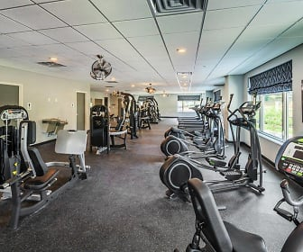 Fitness Weight Room, The Edge Flats