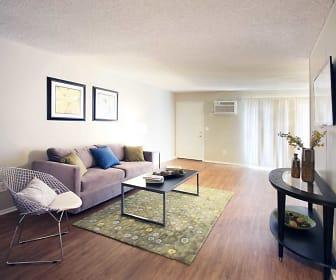 Living Room, The Benson