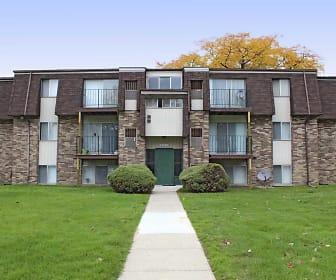 The Glens Apartments, Harrison Township, MI