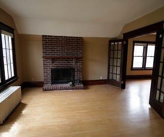 Living Room, 1419 Como