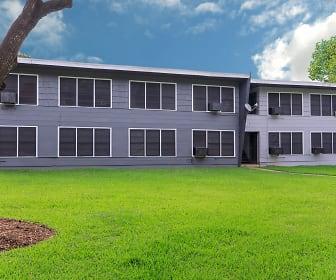 Building, Southway Manor