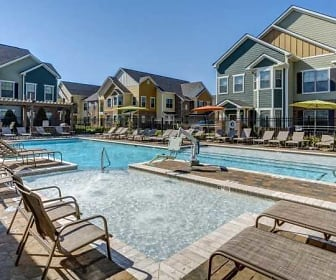 Pool, Audubon Park Apartment Homes
