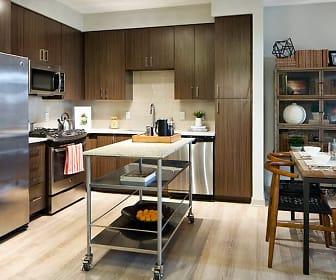 Kitchen, Indigo 301