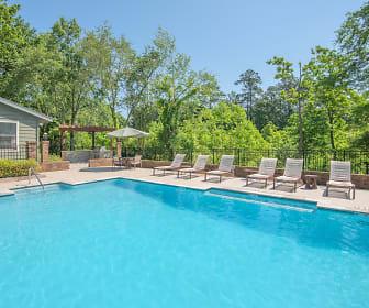 Pool, Auburn Flats