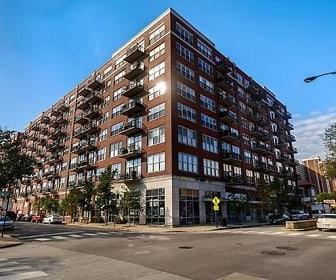 6 S Laflin St Apt 110S, West Side, Chicago, IL