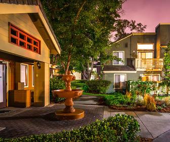 Crossbrook Apartments, Rainbow Bridge Montessori School, Cotati, CA