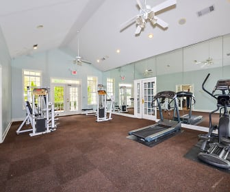 Fitness Weight Room, Aslan On The River