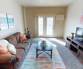 Living Room, Stonebridge Townhomes and Villas