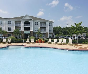 Pool, Tanglewood Lake Apartments