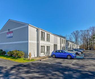 Quail Oaks Apartments, Vernon Johns Junior High School, Petersburg, VA
