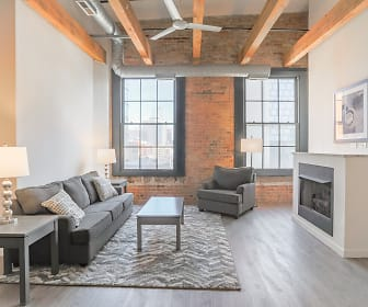 Lake Street Lofts, West Town, Chicago, IL