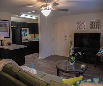 Living Room, University Village