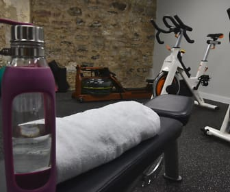 Fitness Weight Room, Convent Gardens
