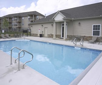 Pool, Briar Ridge Apartments