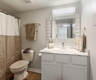 Bathroom, The Mayfair Apartment Homes