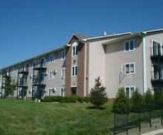 Parkside East Apartments, Goodrell Middle School, Des Moines, IA