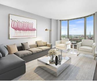 Living Room, The Park Evanston