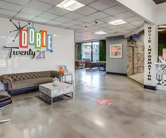 Dobie Twenty21 Student Spaces, Lee Elementary School, Austin, TX