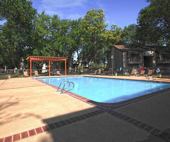 Pool, The Park at Forest Oaks