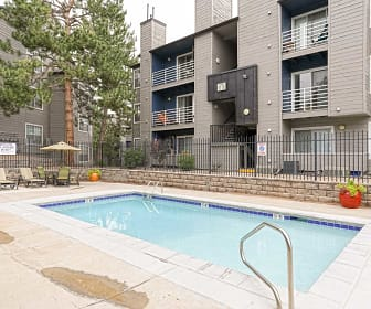 Pool, Concordia Apartments