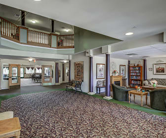 Clubhouse, Emerald Park & Emerald Woods Senior Apartments