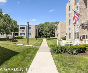 Villa Garden Apartments, Elmhurst, IL