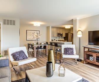 Living Room, River Run