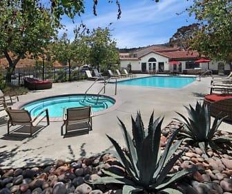 Pool, Canyon Ridge
