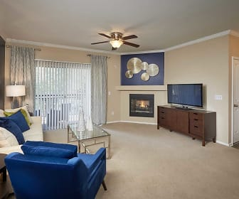Living Room, Legend Oaks