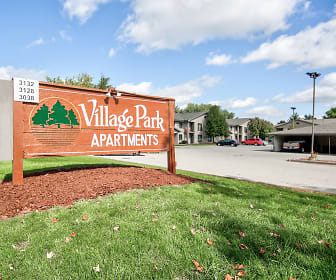 Village Park Apartments, Fox Valley Technical College, WI
