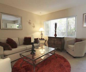 Living Room, Palm Terrace