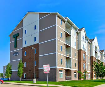 T-Lofts Apartments, Concordia College, MN