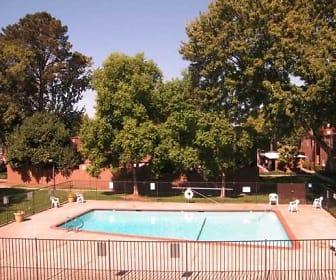 Pool, Pine Terrace
