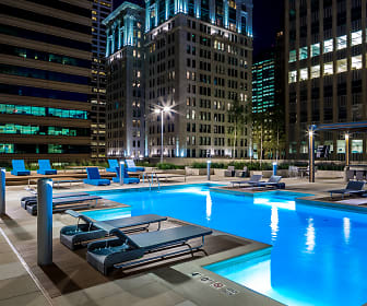Pool, The Nic On Fifth Apartments