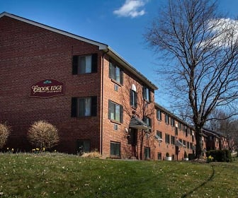 Brook Edge Apartments, Springfield, CT