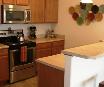 Kitchen, NWE Apartments