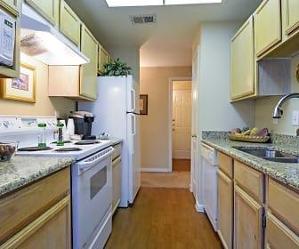 Kitchen, Indian Hollow