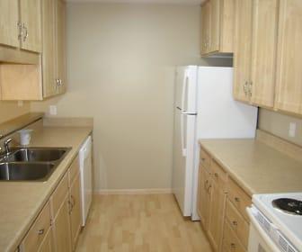 Kitchen, Park Villa Apartments