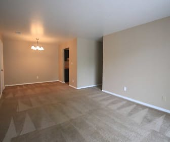Sycamore Living Rm & Dining Rm, Chapelwood Place Apartments