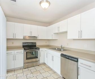 Kitchen, Cinnamon Ridge Apartments
