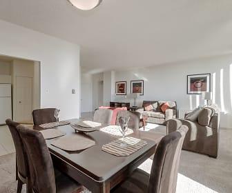 Dining Room, The Buchanan