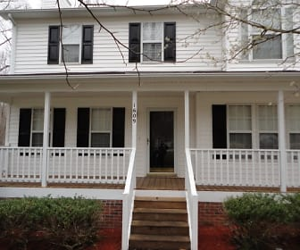 1609 Middle Ridge Drive, Willow Spring, NC