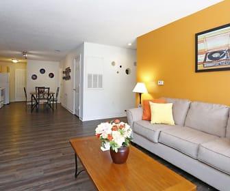 Living Room, Centennial Ridge and Village