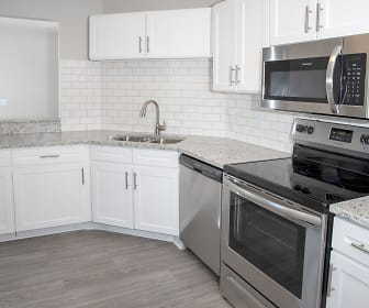 Gorgeous Granite Countertops with Stainless Steel Appliances, Southfork Townhomes