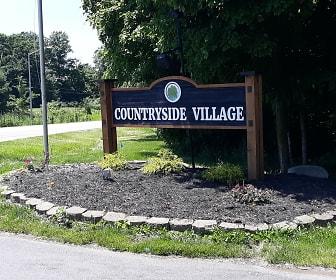 Community Signage, Countryside Village - Ft Wayne
